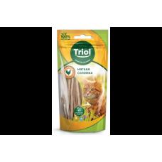 Triol Мягкая мясная соломка с курицей 40 гр