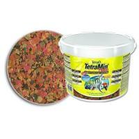 TetraMin Flakes корм хлопья
