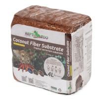 Repti-Zoo Субстрат кокосовый тропический, 230г/4л, мелкая фракция