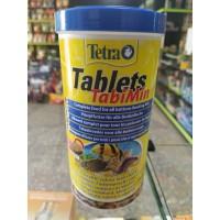 Tetra Tablets TabiMin основной корм для всех донных рыб.