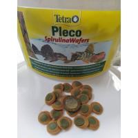 Tetra Pleco Spirulina Wafers для донных рыб