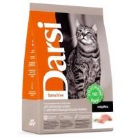 Darsi Sensitive с чувствительным пищеварением Индейка
