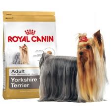 Royal Canin Yorkshire - корм для йоркширских терьеров и собак мелких пород (с 10 месяцев)