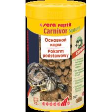 Sera Reptil Professional Carnivor для плотоядных рептилий, водных черепах 100 мл(30г)