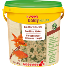 Sera Goldy Nature Корм для золотых рыбок