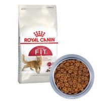 Royal Canin Fit для кошек имеющих доступ на улицу