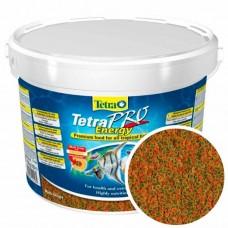 TetraPro Energy Высококачественный корм в виде чипсов для всех видов декоративных рыб (здоровье и энергия)