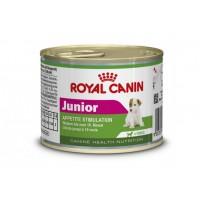 Royal Canin Junior для щенков до 10 месяцев 195 г.