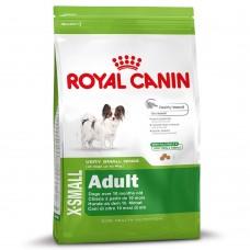 Royal Canin X-Small Adult - для взрослых собак мелких пород до 4-х кг
