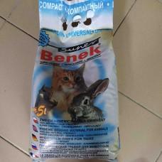 Super Benek наполнитель Универсальный Компакт 5л