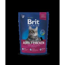 Brit Cat Adult Chicken для взрослых кошек c курицей