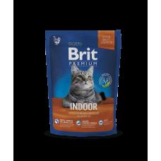 Brit Cat Indoor для кошек домашнего содержания