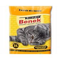 Super Benek наполнитель Экономик 25 литров