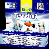Tetra Test 6в1