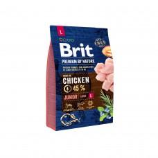 Brit Premium by Nature Junior L - корм для молодых собак крупных пород