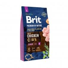 Brit Premium by Nature Junior S - корм для молодых собак мелких пород