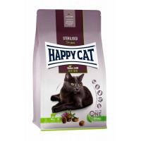 Happy Cat Sterilised WeideLamm (Ягненок)
