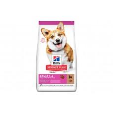 Hill's Canine Adult Small & Miniature Lamb with Rice для взрослых собак мелких и миниатюрных пород с ягненком и рисом.