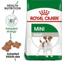 Royal Canin Mini Adult - сухой корм для собак мелких пород с 10 месяцев до 8 лет