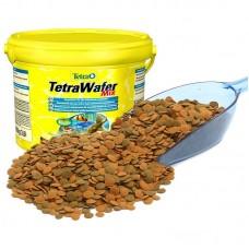 Tetra Wafer Mix Корм Высококачественный сбалансированный питательный корм для донных рыб и ракообразных