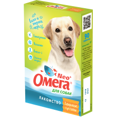 Омега Neo+ лакомство для собак здоровые суставы 90 таб.