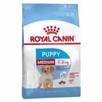 Royal Canin Medium Puppy - корм для щенков (от 2 до 12 месяцев) средних пород
