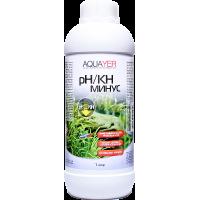 Aquayer pH/KH минус 1л.