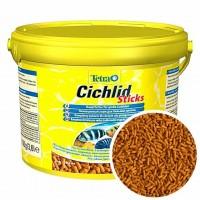 Tetra Cichlid Sticks Основной корм в виде палочек для всех видов цихлид