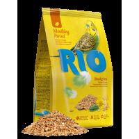 RIO корм для волнистых попугайчиков. Рацион в период линьки. 500г.