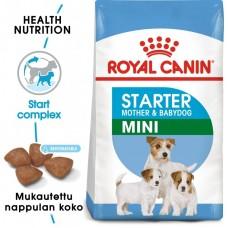 Royal Canin Mini Starter - для щенков в период отъёма до 2 мес, для беременных и лактирующих сук