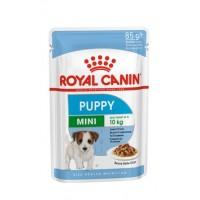 Royal Canin Mini Puppy для щенков до 10 месяцев 85 г.