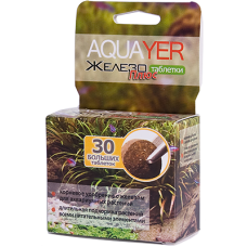 Aquayer Железо Плюс таблетки