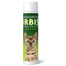 Шампунь Irbis для котят и кошек антипаразитарный 250мл