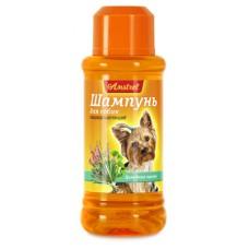 Шампунь Amstrel для собак кондиционирующий с целебными травами 320мл